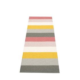Pappelina matta Molly moor 70x200 cm