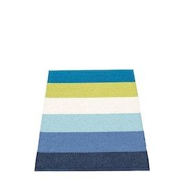 Pappelina matta Molly blue 70x100 cm