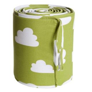 Färg&Form Moln spjälskydd grön