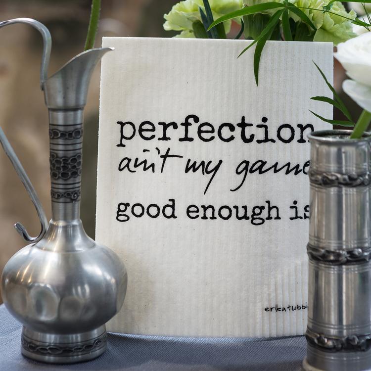 "Erika Tubbin ""Perfection"" disktrasa"