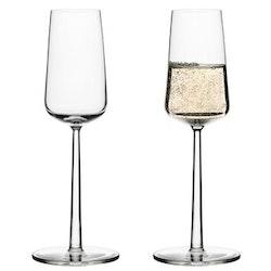 Iittala Essence champagneglas 2-pack