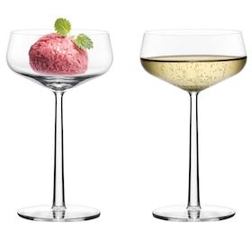 Iittala Essence dessertglas 2-pack