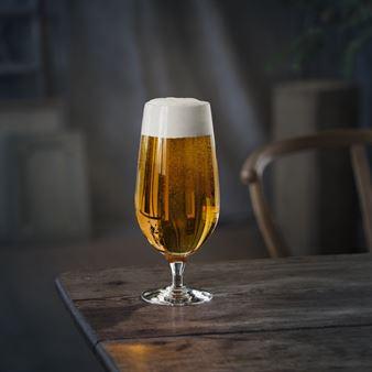 Orrefors Beer Lager ölglas 4-pack