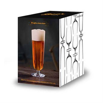 Orrefors Beer Pils ölglas 4-pack