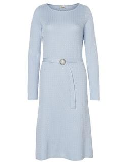 Jumperfabriken Sarita dress light blue