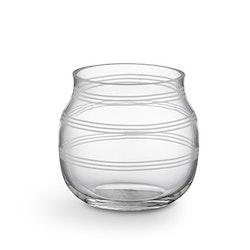 Kähler Omaggio ljuslykta glas