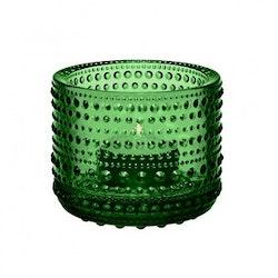 Iittala Kastehelmi ljuslykta grön