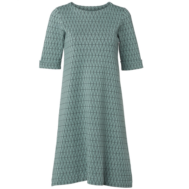 Jumperfabriken Romy dress green