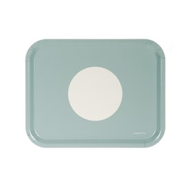 Pappelina bricka Vera turquoise