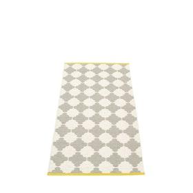 Pappelina matta Marre warm grey · vanilla 70x150 cm