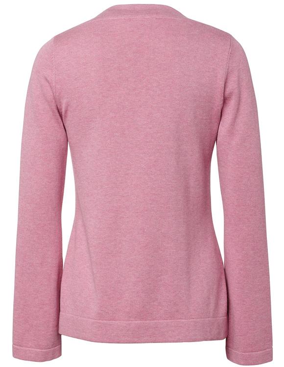 Jumperfabriken Blanka cardigan pink