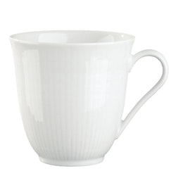 Rörstrand Swedish Grace mugg 30 cl Snö