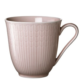 Rörstrand Swedish Grace mugg 30 cl Ros