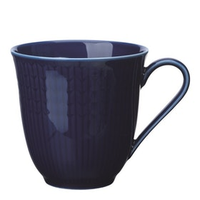 Rörstrand Swedish Grace mugg 30 cl Midnatt
