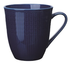 Rörstrand Swedish Grace mugg 50 cl Midnatt
