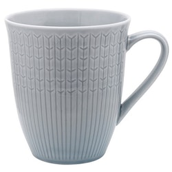 Rörstrand Swedish Grace mugg 50 cl Is