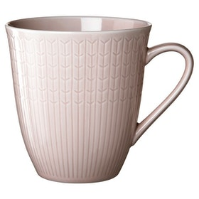 Rörstrand Swedish Grace mugg 50 cl Ros