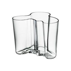 Iittala Alvar Aalto vas 120 mm klar