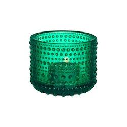 Iittala Kastehelmi ljuslykta smaragd