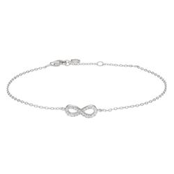 Joanli Nor armband Agna eternity silver