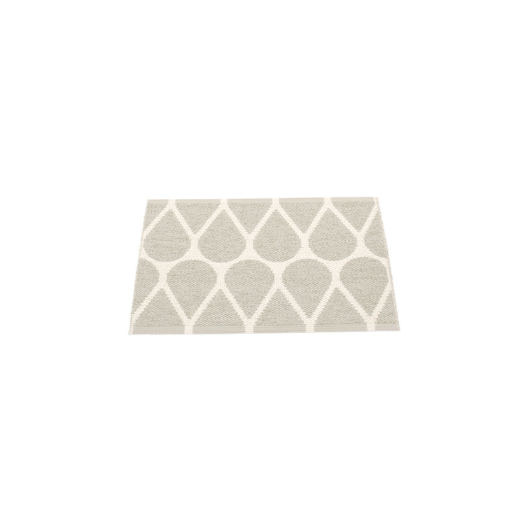 Pappelina matta Otis linen · vanilla 70x50 cm - Designbutiken Strängnäs f87d4316bd074