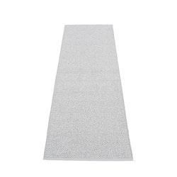 Pappelina matta Svea grey metallic · light grey 70x240 cm