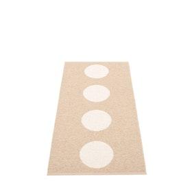 Pappelina matta Vera beige · vanilla 70x150 cm