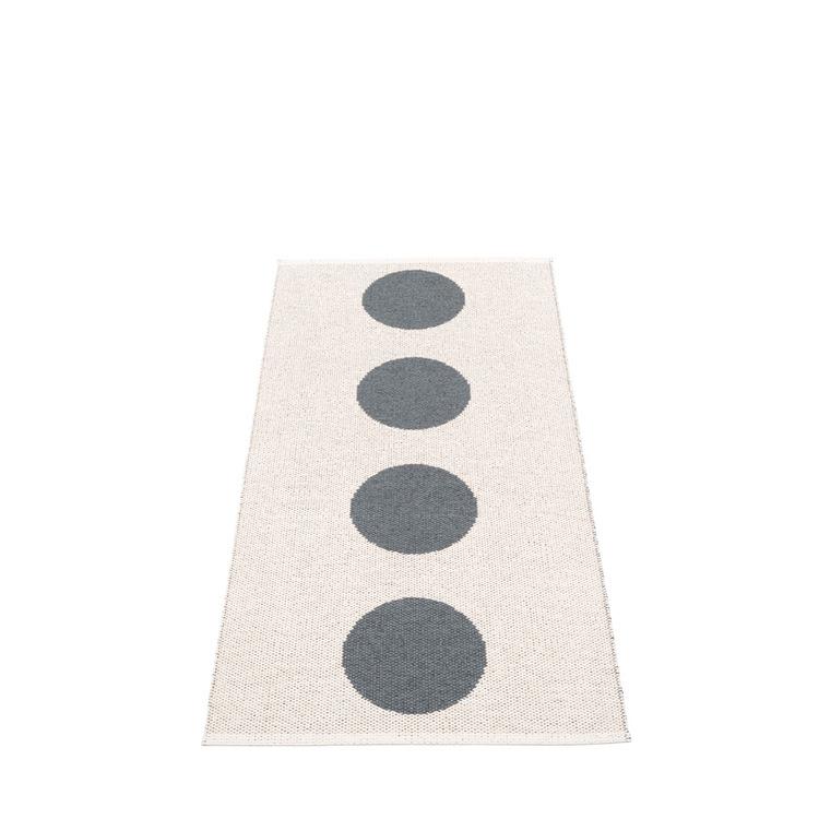 Pappelina matta Vera Granit · Vanilla 70x150 cm