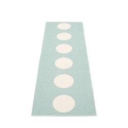 Pappelina matta Vera pale turquoise · vanilla 70x225 cm