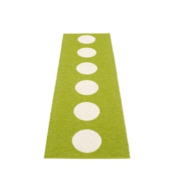 Pappelina matta Vera Apple· vanilla 70x225 cm