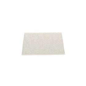 Pappelina matta Svea Stone metallic · Fossil grey 70x50 cm