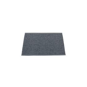 Pappelina matta Svea Granit · Black metallic 70x50 cm