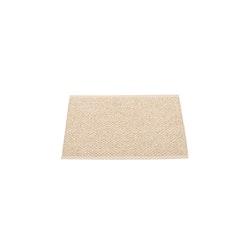 Pappelina matta Svea Beige · Beige metallic 70x50 cm