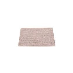 Pappelina matta Svea lilac metallic · pale rose 70x50 cm