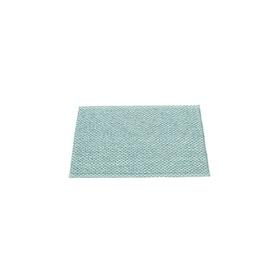 Pappelina matta Svea Azurblue metallic · Pale turquoise 70x50 cm