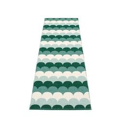 Pappelina matta Koi jade 70x200 cm