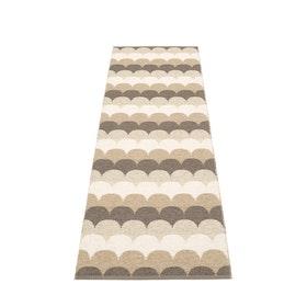 Pappelina matta Koi beige 70x200 cm