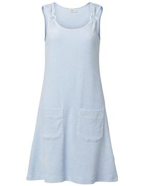 Jumperfabriken Deborah dress light blue