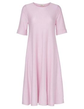 Jumperfabriken Marcella short sleeve dress pink