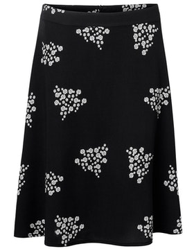 Jumperfabriken Aase skirt black