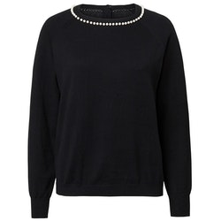 Jumperfabriken Eleonora Pearl jumper black