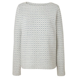 Martina lambswool jumper offwhite