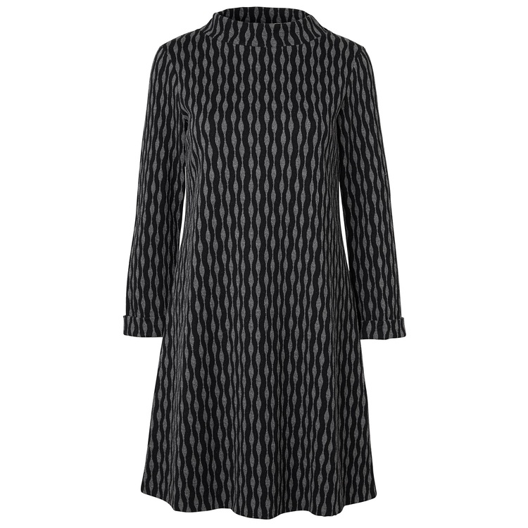 Jumperfabriken Hedvig dress black