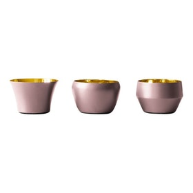 Skultuna Kin 3-pack dusty pink