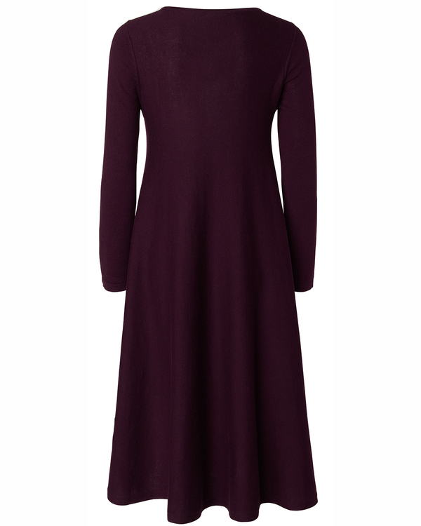 Jumperfabriken Marcella dress wine