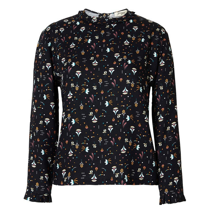 Jumperfabriken Malika blouse black