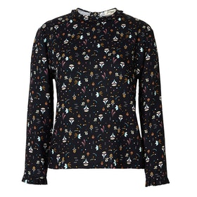 Jumperfabriken Malika blouse black