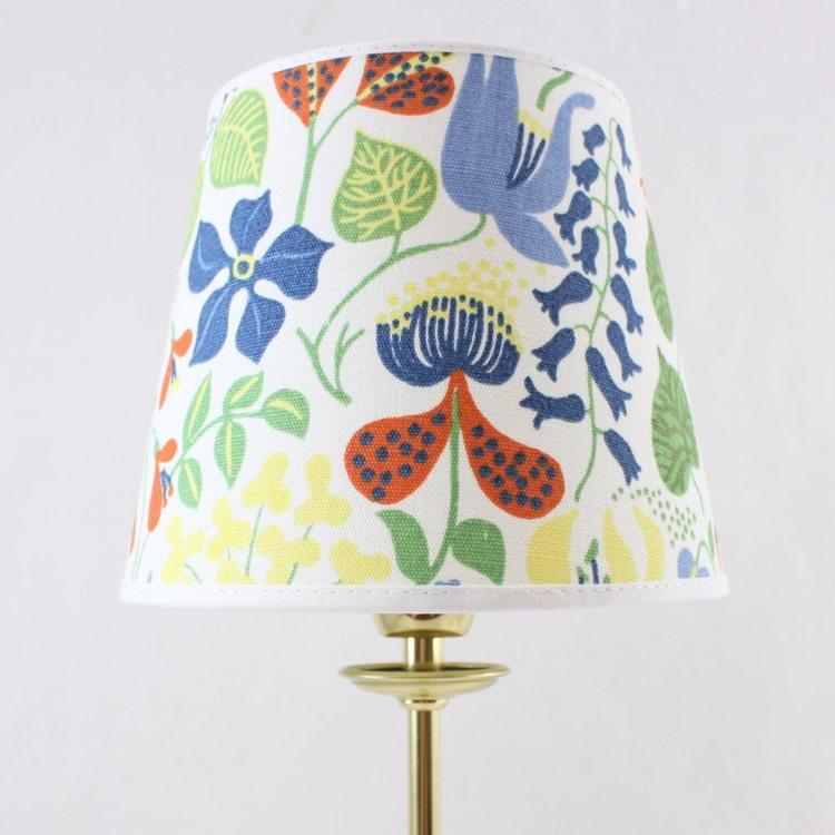 Stig Lindberg Herbarium lampskärm vit
