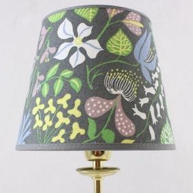 Stig Lindberg Herbarium lampskärm grå