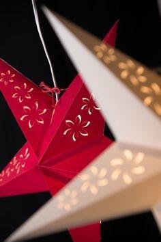 Watt&Veke julstjärna Näva 52 vit